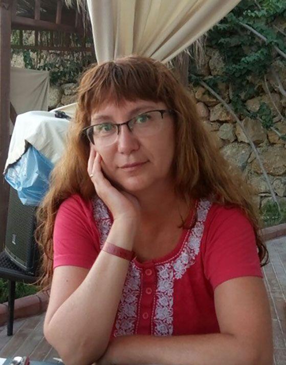 Елена Гладкая