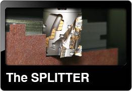 фрезерование spliter